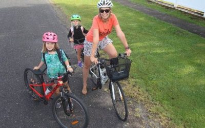 Cycling festival offers Kiwis chance of healthier ride in life